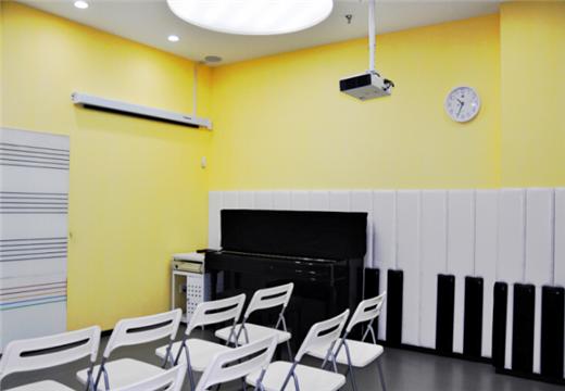 琴巢钢琴教育教室