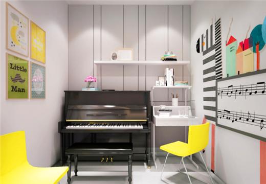 琴巢钢琴教育环境
