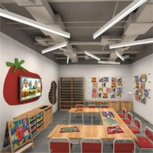 美图美画艺术中心教室