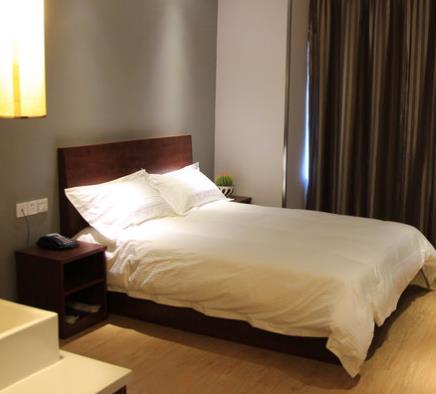 宝隆居家酒店温馨