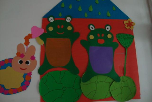 绿茵幼儿园创意