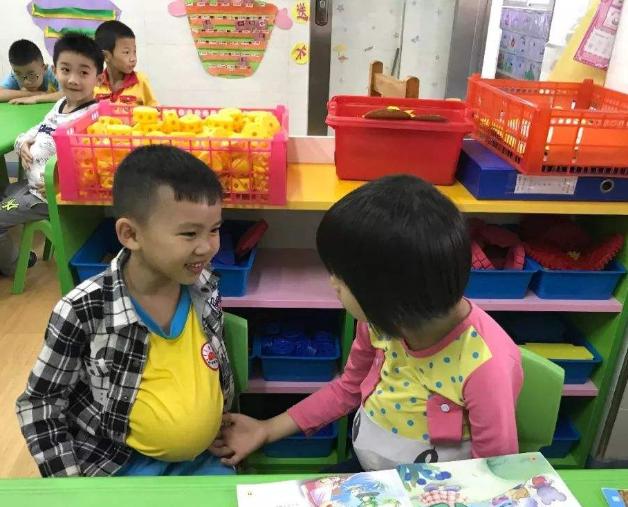 太和幼儿园模仿秀