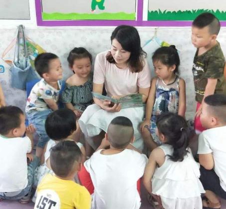 太和幼儿园绘本阅读