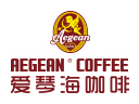 愛琴海咖啡品牌logo