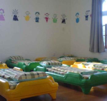 橙子幼兒園睡覺