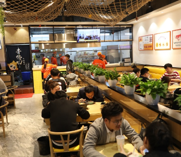 青饞口小份烤魚門店3