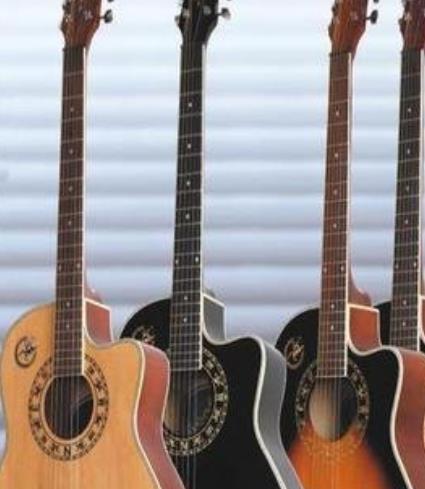 通远琴行吉他