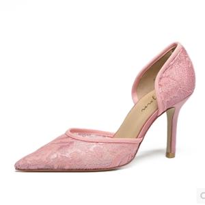 柏翠亞鞋業粉色