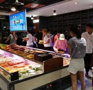 重慶仔新派火鍋門店2