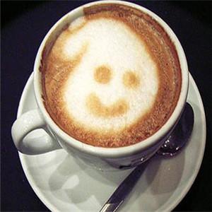 書里咖啡好喝