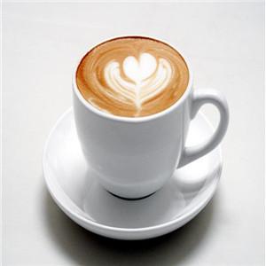 书里咖啡卡布奇洛