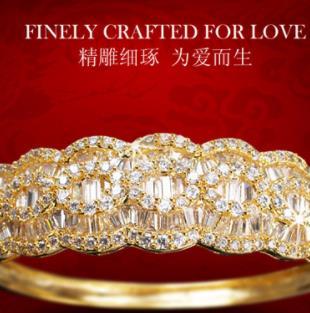 鑫龍鳳珠寶宣傳