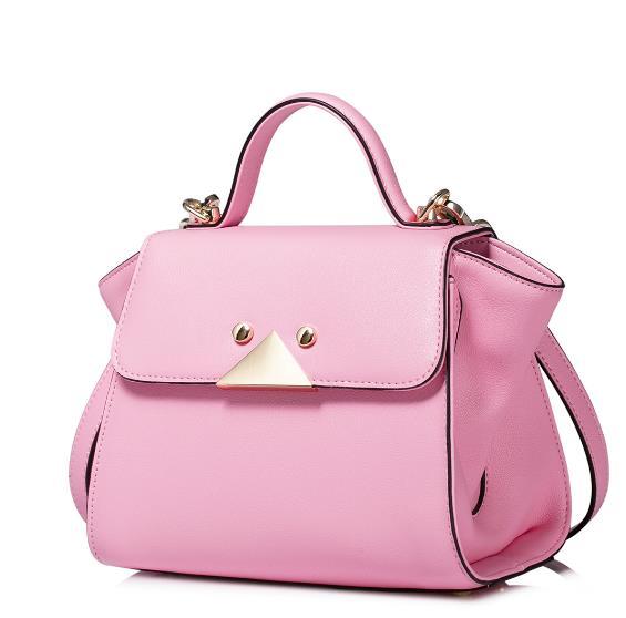 LCK女包粉色款
