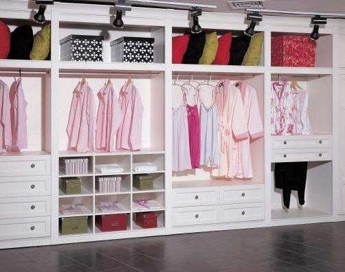 达斐丽衣柜