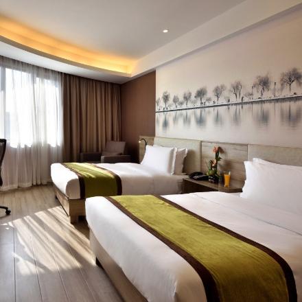 D6HOTEL酒店客房