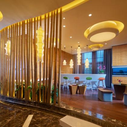 D6HOTEL酒店大堂