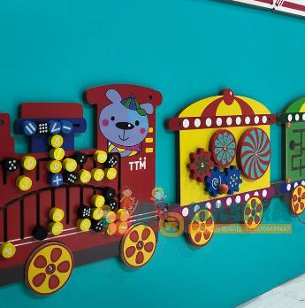 培樂迪小火車