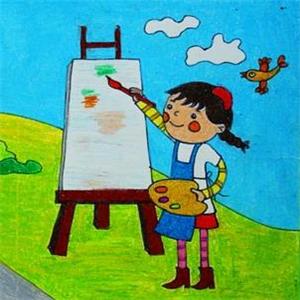 杜尚国际少儿美术