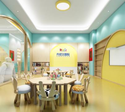 丹尼尔国际儿童成长俱乐部门店5