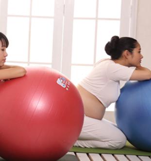 FORKISS孕妈妈俱乐部锻炼