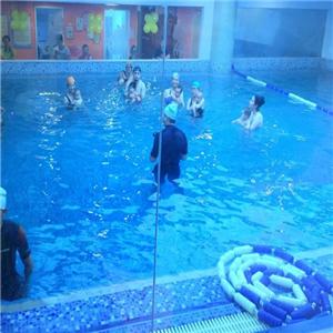 藍旗游泳訓練