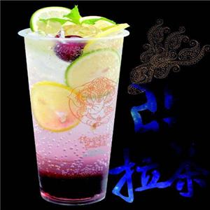 拿督拉茶紫色