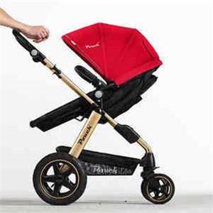 Pouch嬰兒推車特色