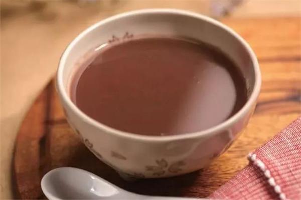 开心糖水铺红豆汤