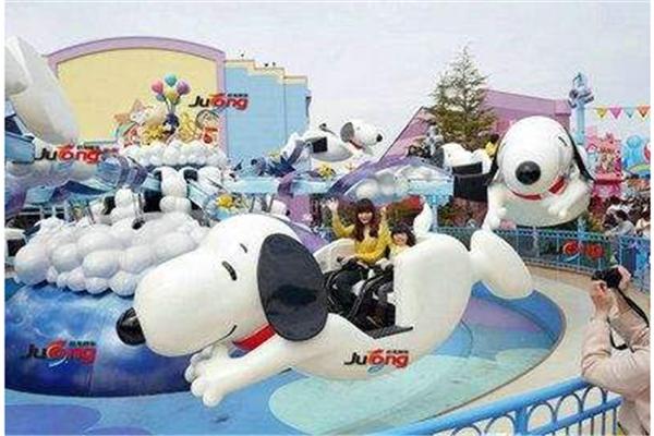 史努比兒童樂園歡樂