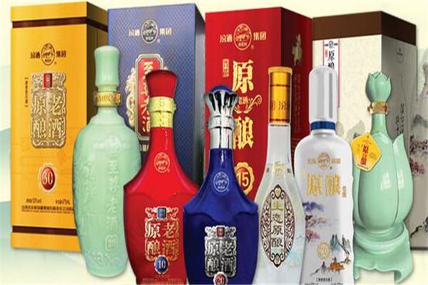 汾酒原釀老酒加盟