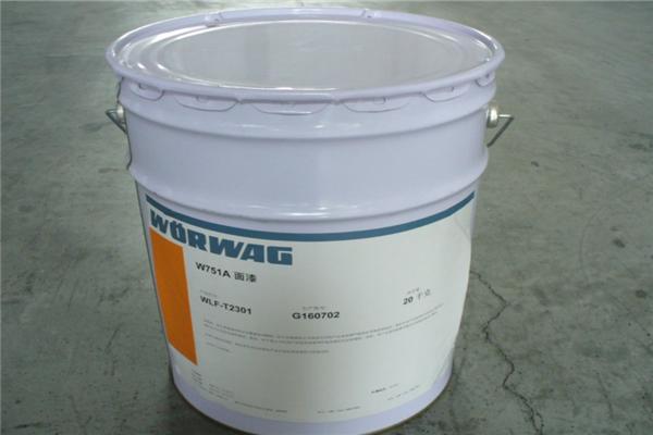 沃尔瓦格涂料一桶