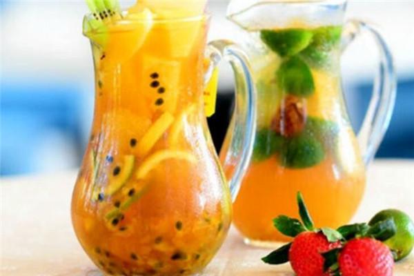 茶二水果茶