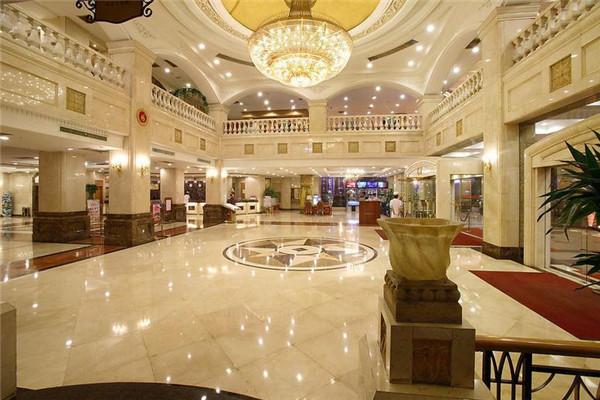曼骊酒店大堂