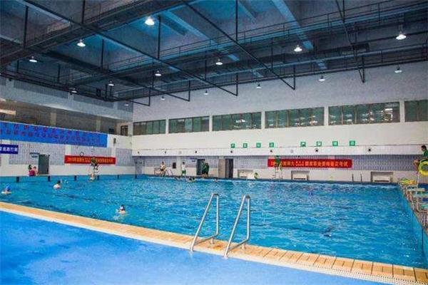 bb游泳館室內