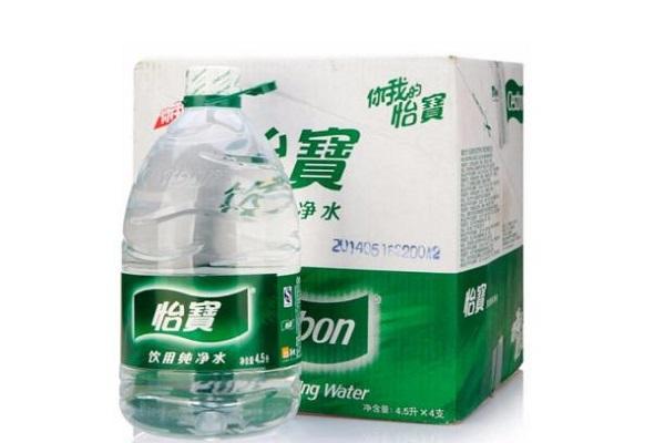 怡宝桶装水加盟