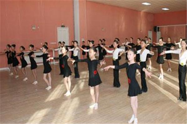 星火未来少儿艺术培训跳舞