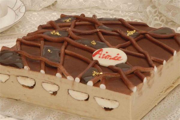 九月手作蛋糕巧克力蛋糕