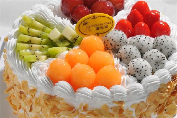 九月手作蛋糕水果蛋糕