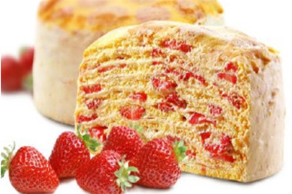 女皇之吻千层蛋糕专门品牌