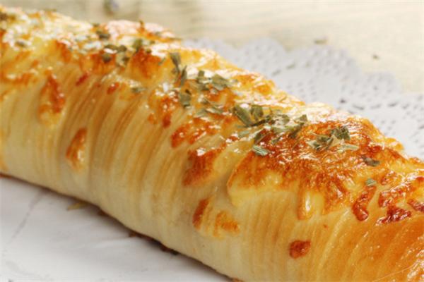卡蜜坊肉松面包