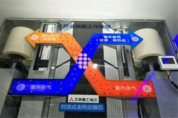 三菱新风系统品牌