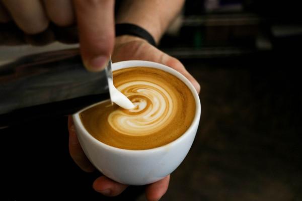 葉子咖啡香濃美味