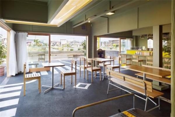 柔软时光咖啡厅加盟