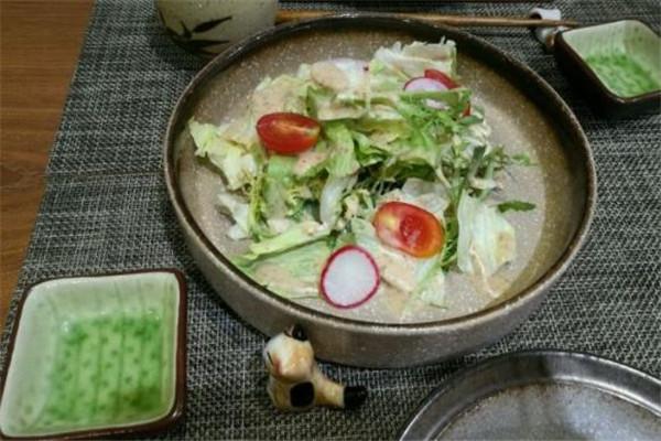 别院寿司日本料理加盟