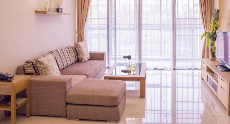香雪国际酒店公寓单人间