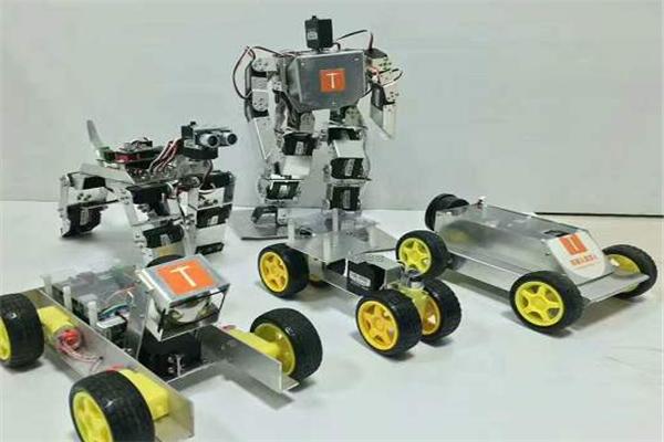 铁榔头机器人品牌