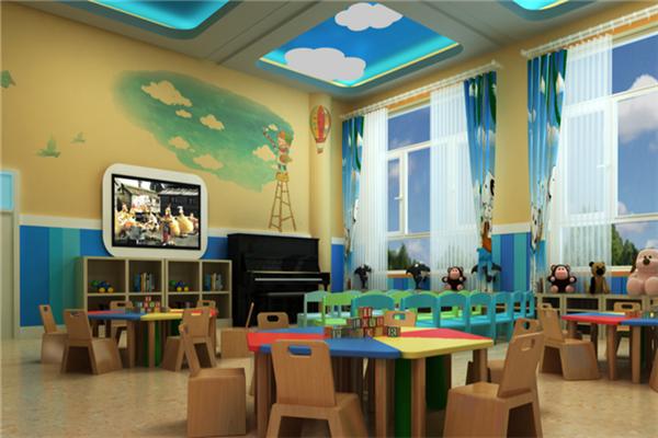永兴幼儿园教室