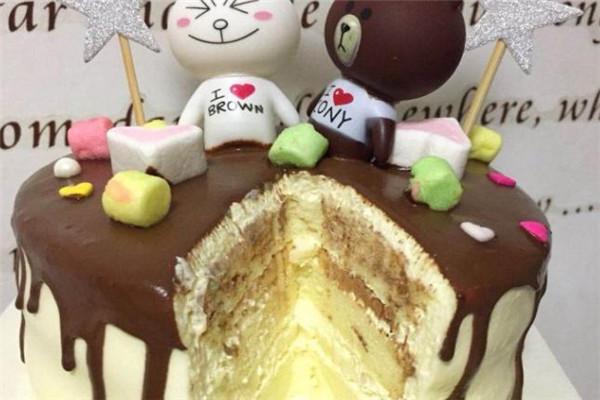 BunnyChef兔子师傅私房蛋糕好吃