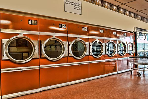 洗衣管家机器