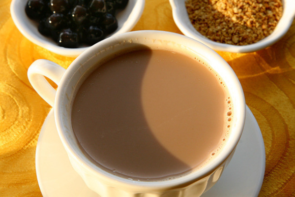 7港9奶茶可口